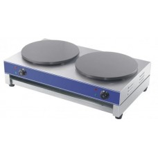 Electric Crepe Maker - Double Plate