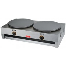 Gas Crepe Maker - Double Plate